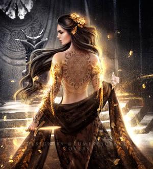 Dark Fantasy/Epic Fantasy (Book Cover Art)