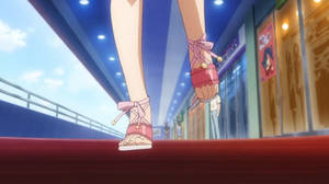 Yoshino with sandals - Date A Live