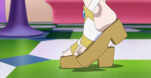 Listarte Feet with sandals - Shinchou Yuusha
