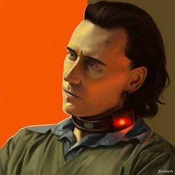 Loki in the TVA