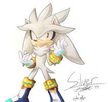 Collab: Silver by zjedz-goffra