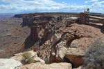 Canyon Lands National Park , Utah