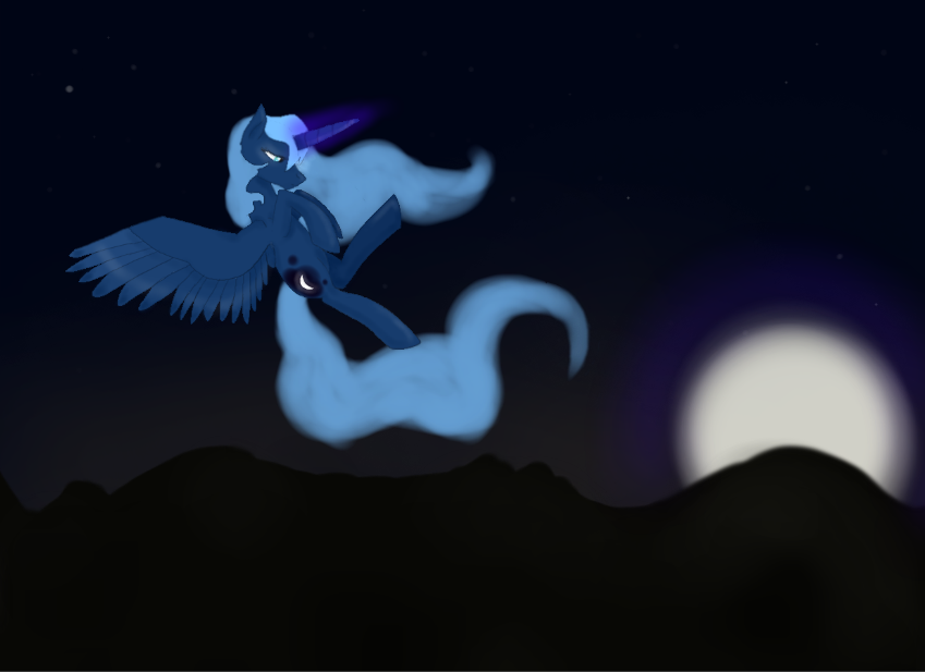 Flight by amberflicker