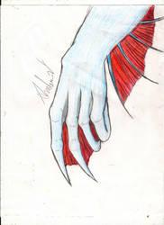 luc's hand colrd