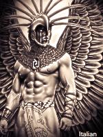 Aztec by Italianartist