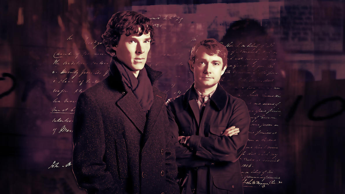 BBC Sherlock By Lovingcompulsion On DeviantArt