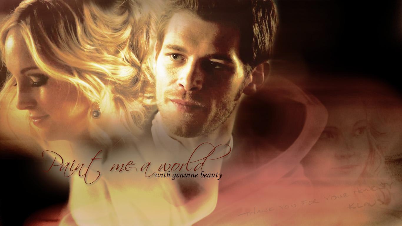 Klaus and Caroline  Pa...