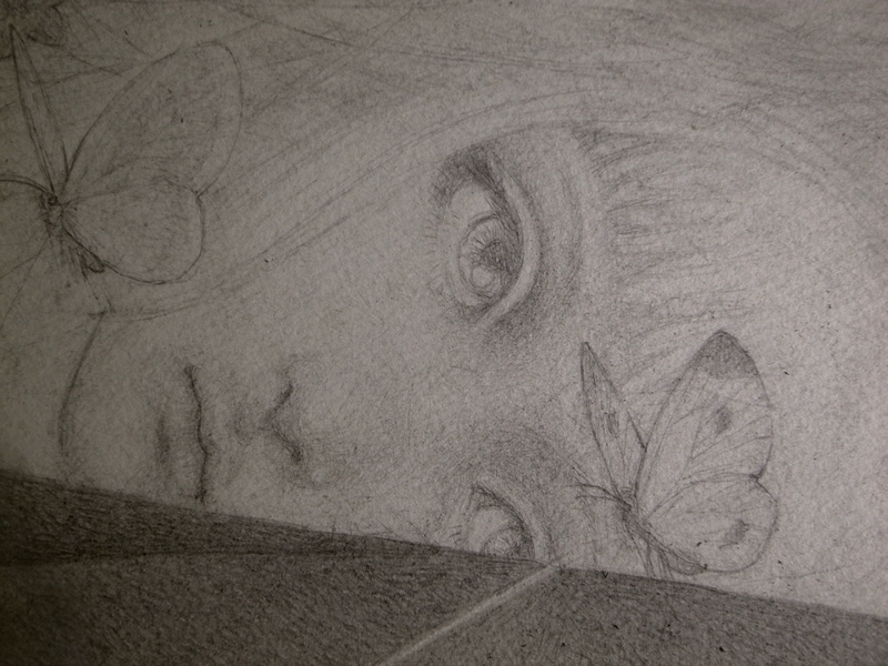 22/11/2014 A in progress by musubunakai