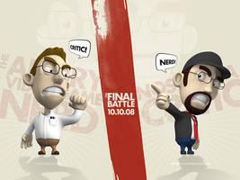 AVGN vs. NC - The Final Battle