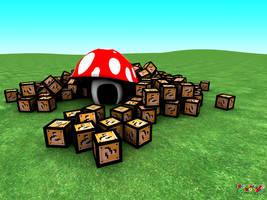 Mario love 1 (complete rework)