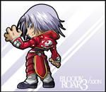 Bloody Roar 3 Xion by smashmethod