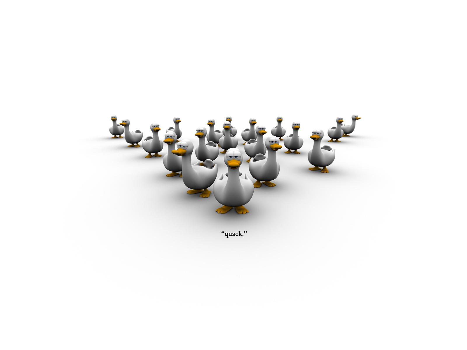 Quack by smashmethod