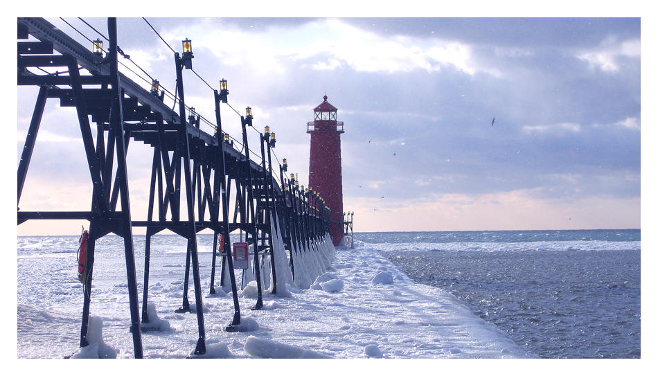 Pier Of Frozen Dreams by smashmethod