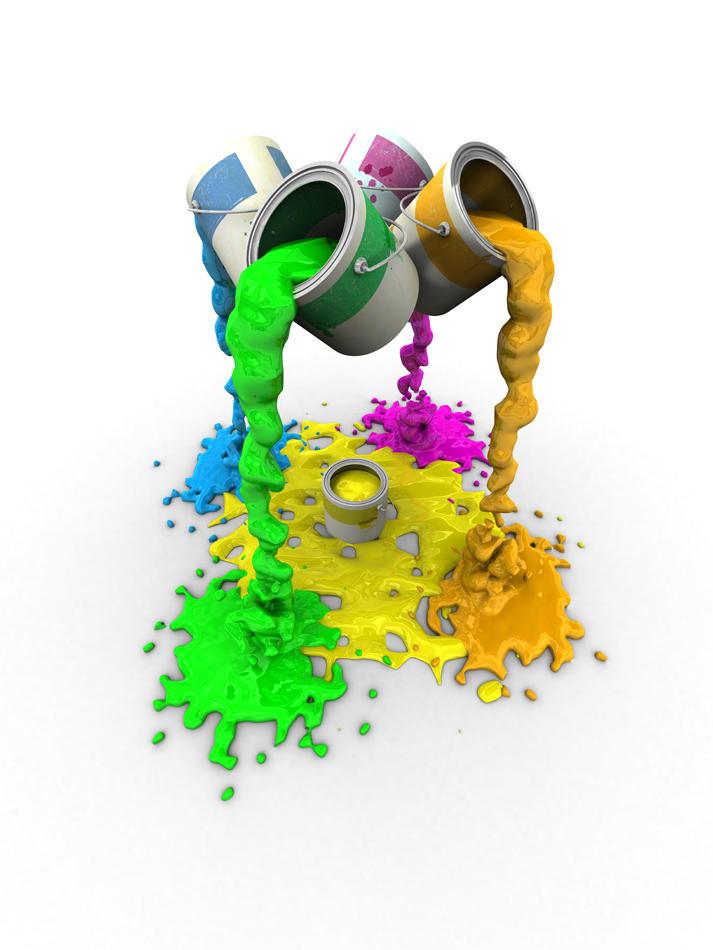 Community Spillage by smashmethod