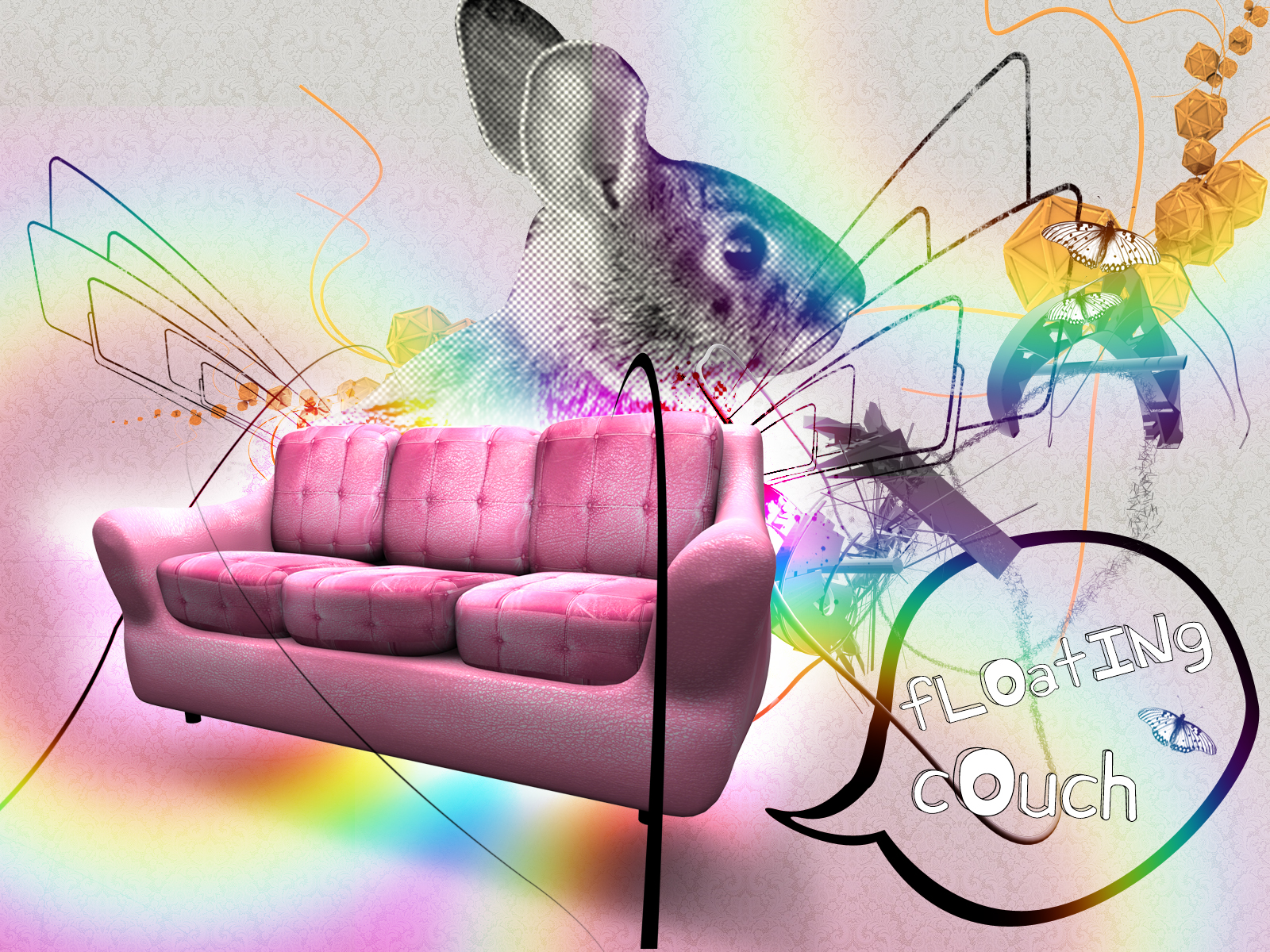 The Couch It Be-A-Floatin by smashmethod