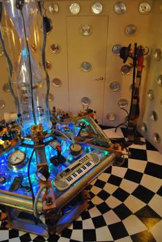 Custom TARDIS Console Room