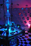 Custom TARDIS Console Room