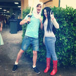 Finn the Human and Marcelene