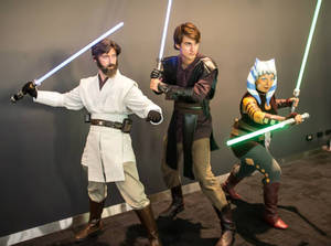 Star Wars: The Clone Wars cosplay