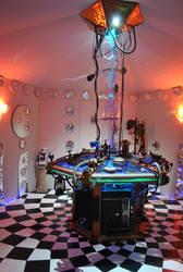 Homemade Tardis Console Room by J.P. Fox
