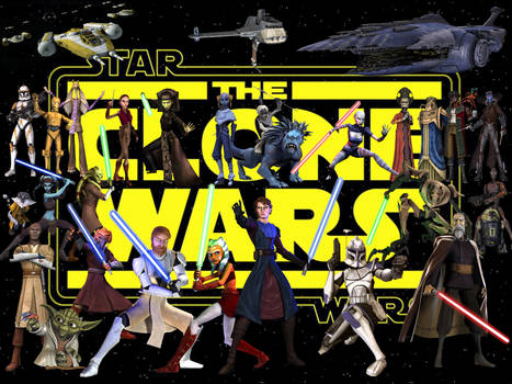 The Clone Wars!