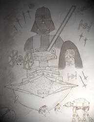 The Empire Strikes Back...