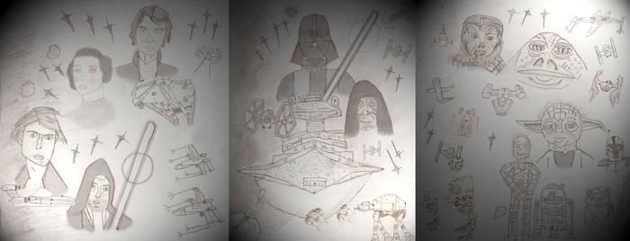 Star Wars: Episodes IV - VI