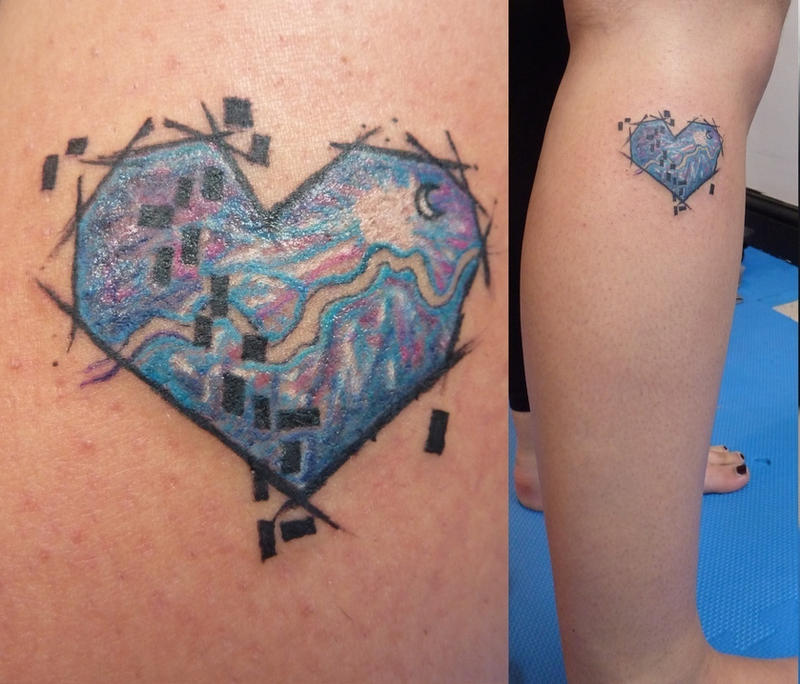 Jes Ashby Tattoos London by whiterabbittattoo