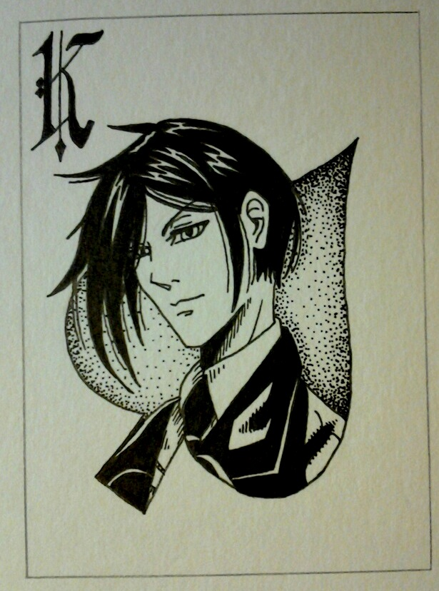 Sebastian Card by Ehris2951