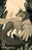 Alicorn by Koi-Lantern