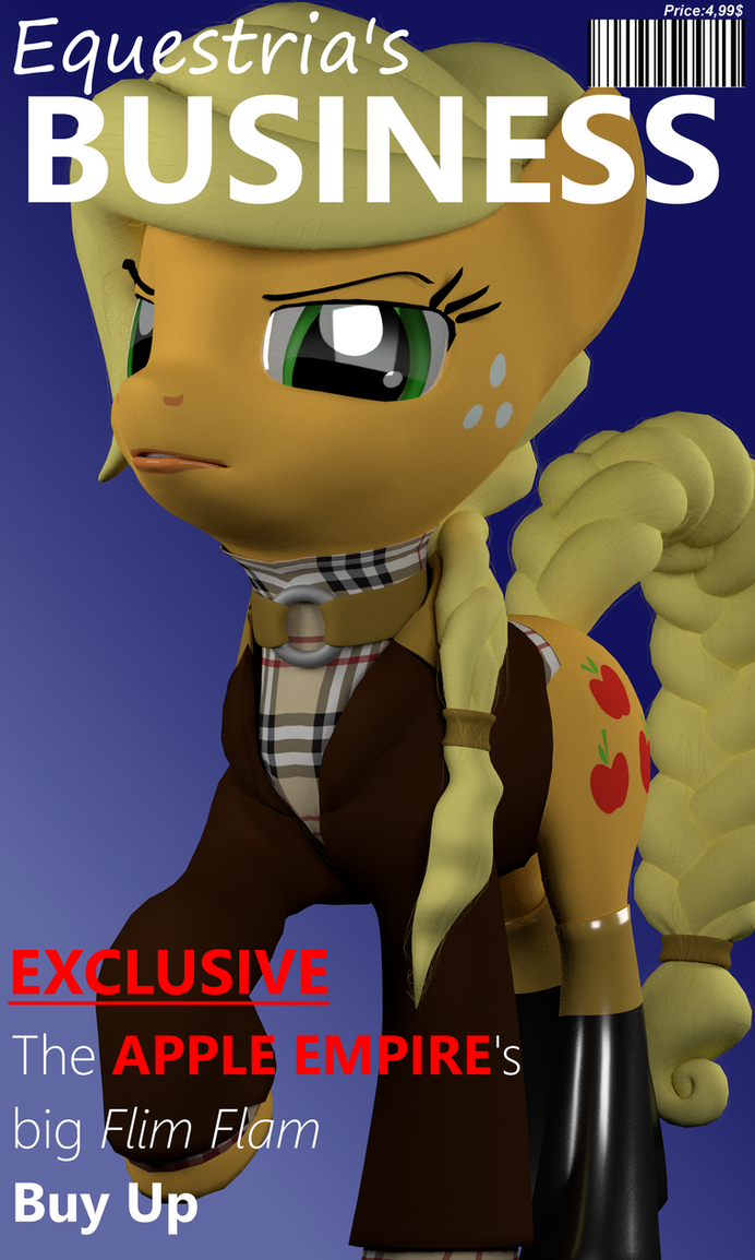 What if AJ stayed in Manehatten? by JDash42