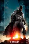Batman - Justice league (2017) enhanced version