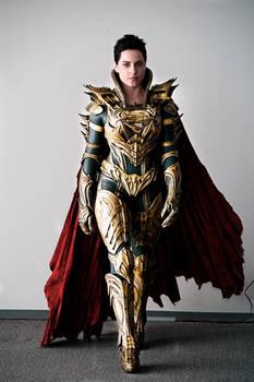 Superwoman - Faora-El Kryptonian Armor