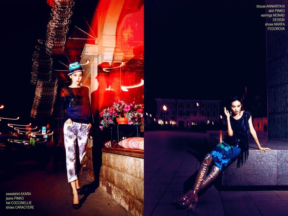 hedonist magazine UK II by ann-ko