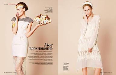 Shopping Guide magazine June by Anya Kozyreva by ann-ko