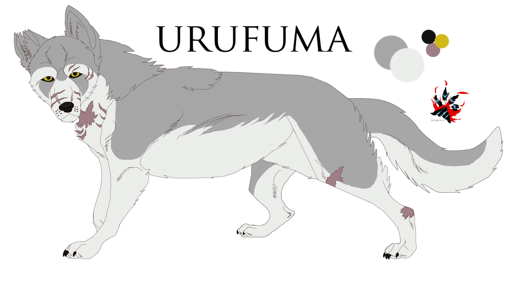Urufuma ref by Black-Tiger-of-Evil