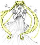 Princess Serenity, Sailor Moon tribute :3