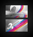 B DESIGNS business card