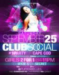 Club Social Flyer 1