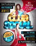 Club Social Flyer 5