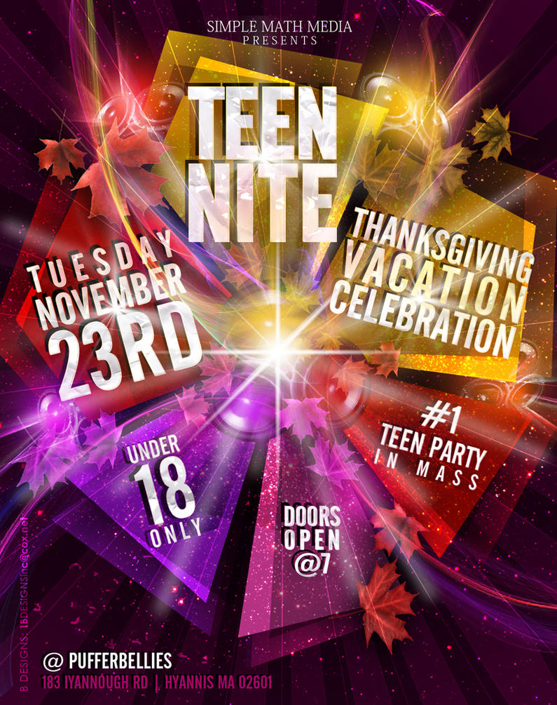 Teen Night Forum 28