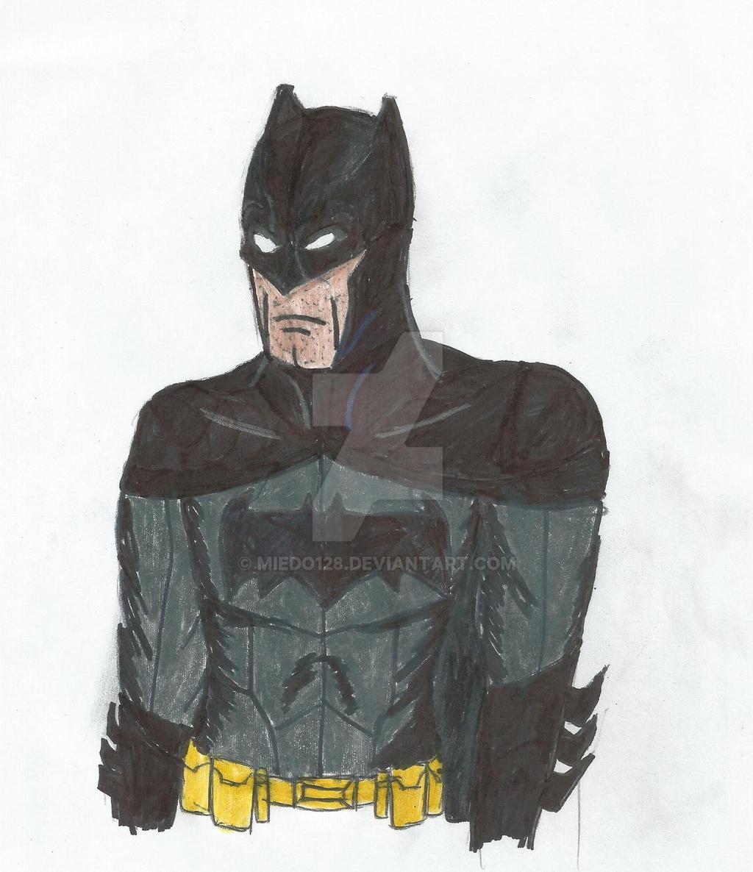 The Dark Knight by miedo128
