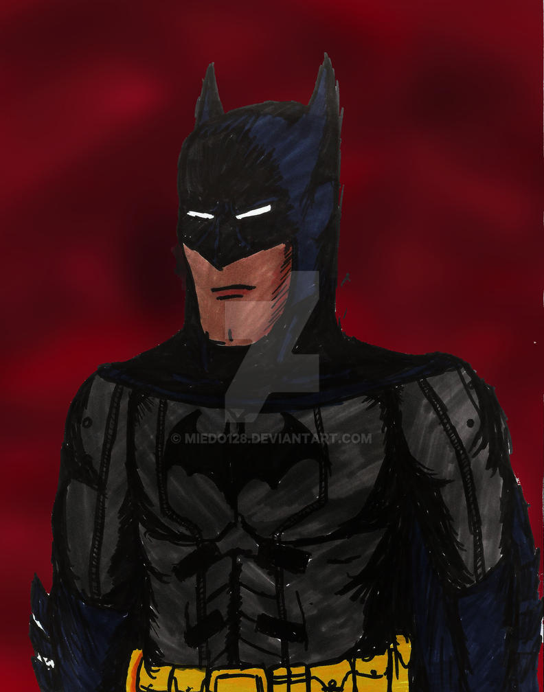 the batman by miedo128