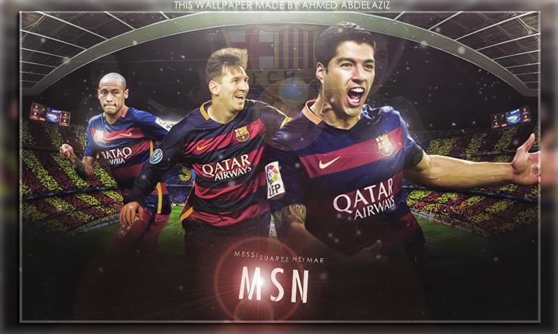 MSN messi suarez neymar ❤ 4K HD Desktop Wallpaper for 4K Ultra HD ...