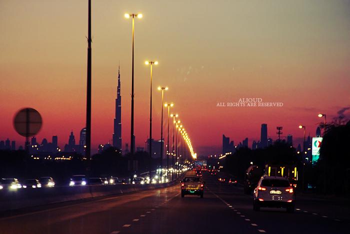 Dubai by Al-Joud