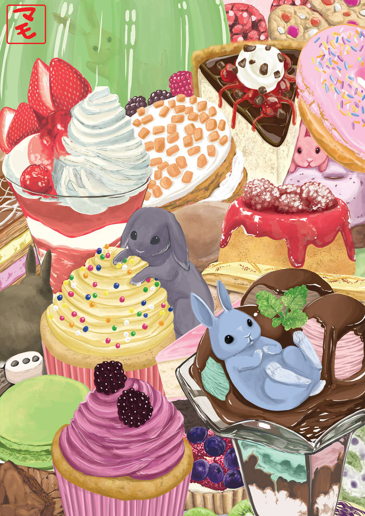 Desserts + Buns