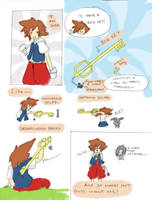 KH: Uses of a Keyblade by Chocobosh