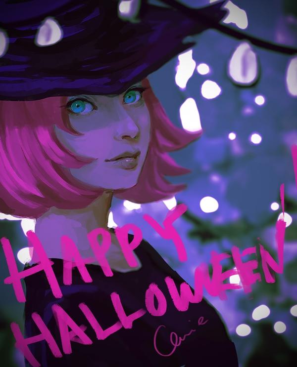 Happy Halloween :D by cennie