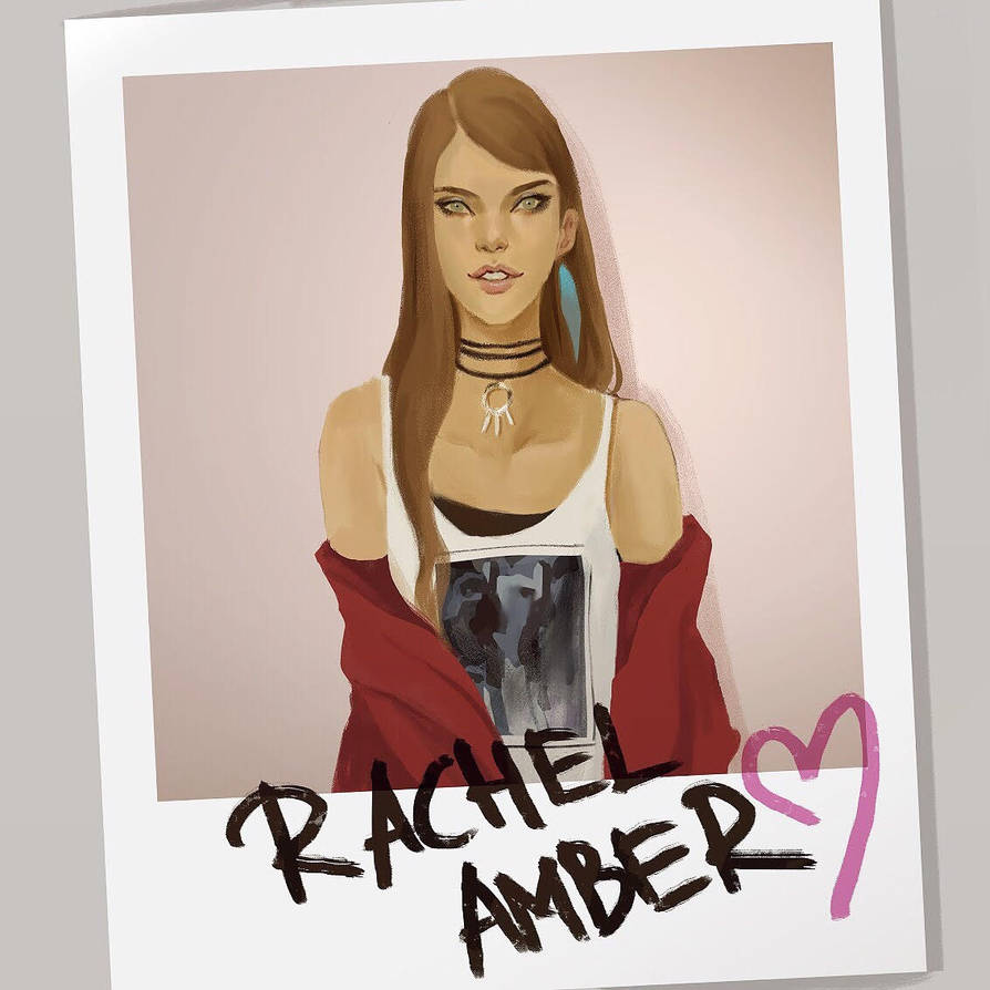 Rachel Amber [ Life is Strange: Before the Strom)