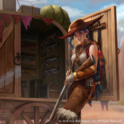 Eternal Card Game_Red Canyon Smuggler